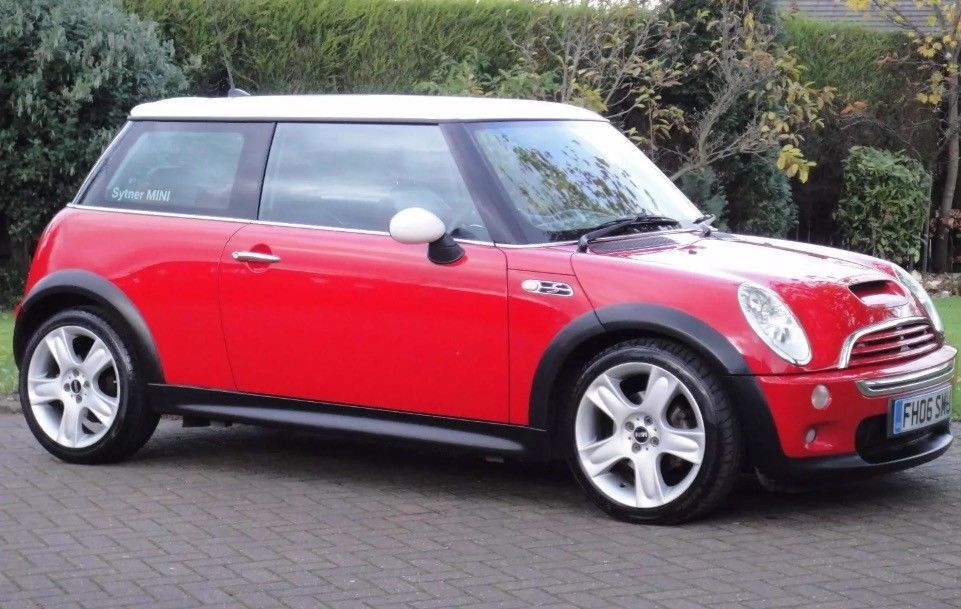 Ebay 2006 Mini Cooper S R53 16 Supercharged Chilli Red Facelift