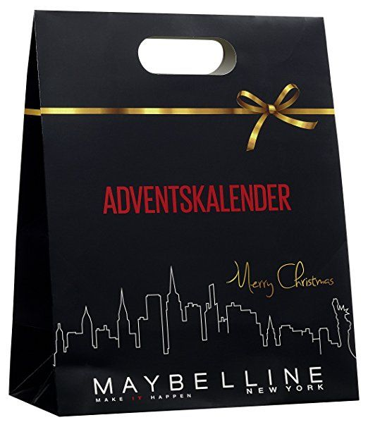 Maybelline new york do it yourself adventskalender 1er pack maybelline new york do it yourself adventskalender 1er pack solutioingenieria Images
