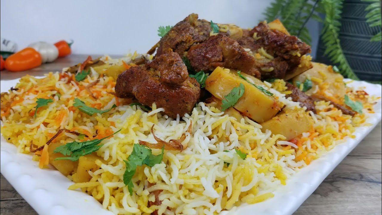 Pin On Rice And Biryani