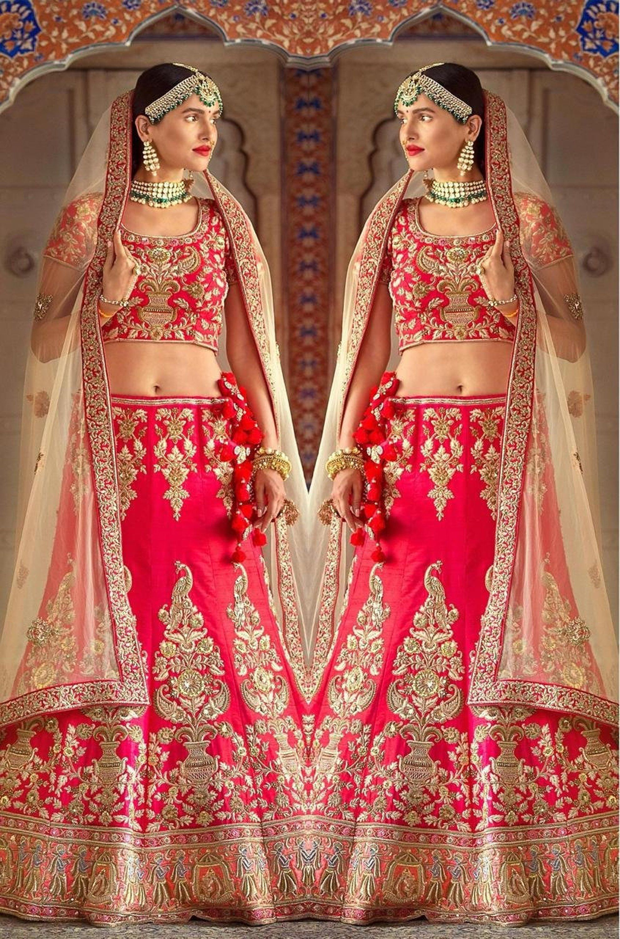 cbc08ca01 Excited to share the latest addition to my  etsy shop  Indian Lehenga Choli  Wedding