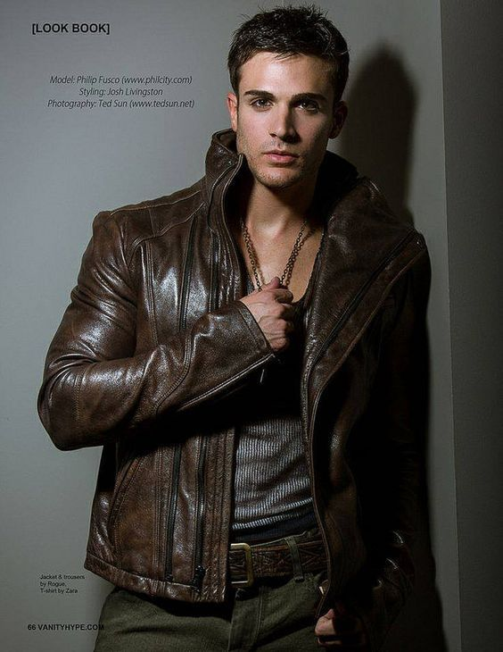 Pin By Blair On The Latest Leather Jacket Styles For Men Philip Fusco Leather Jeans Men Black Leather Biker Jacket