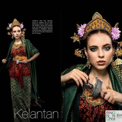 Image Result For Baju Tradisional Melaka Traditional Outfits