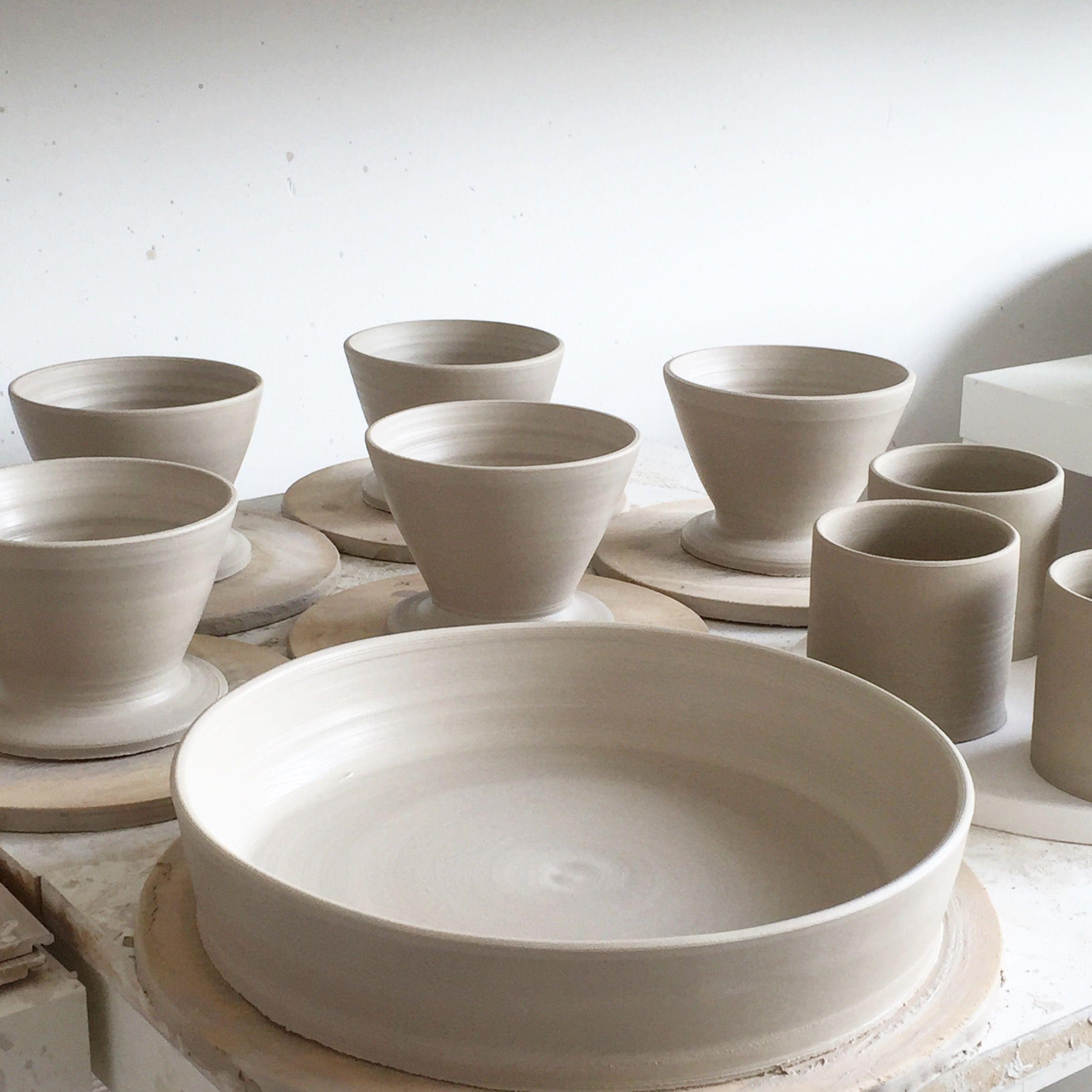By Annemieke Boots Ceramics Keramiek Serviesgoed Borden