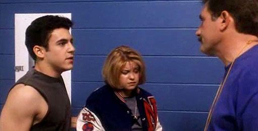 most famous Lifetime movie of ALL time. Fred Savage plays an abusive boyfriend and Candace Cameron his helpless victim.