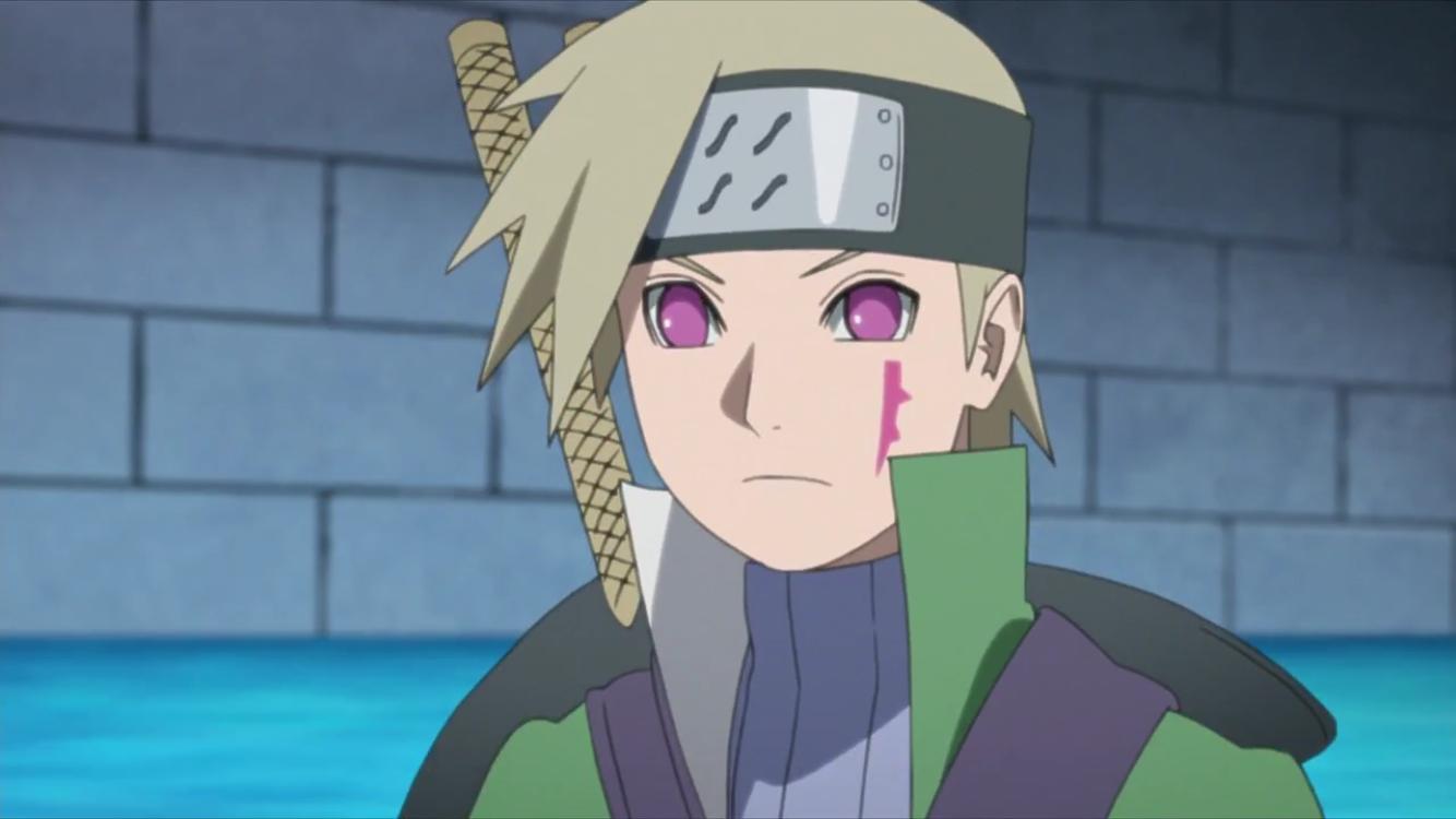 7 Karakter Terpopuler di Anime Boruto