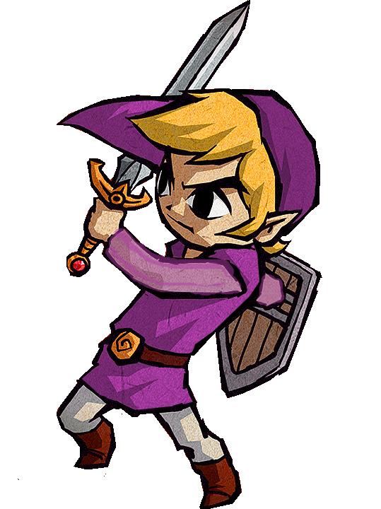 purple link Dragon Cave Forum > The Legend Of Zelda