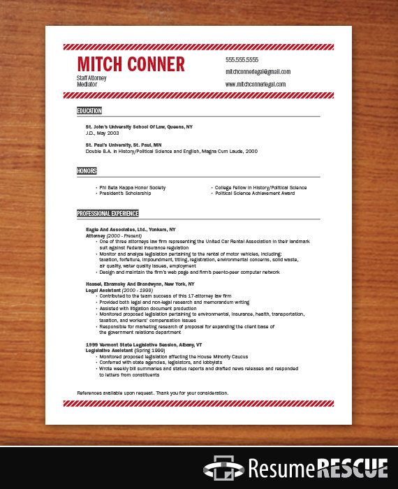 Personalized Custom Resume $3500, via Etsy Graphics Pinterest - political science resume