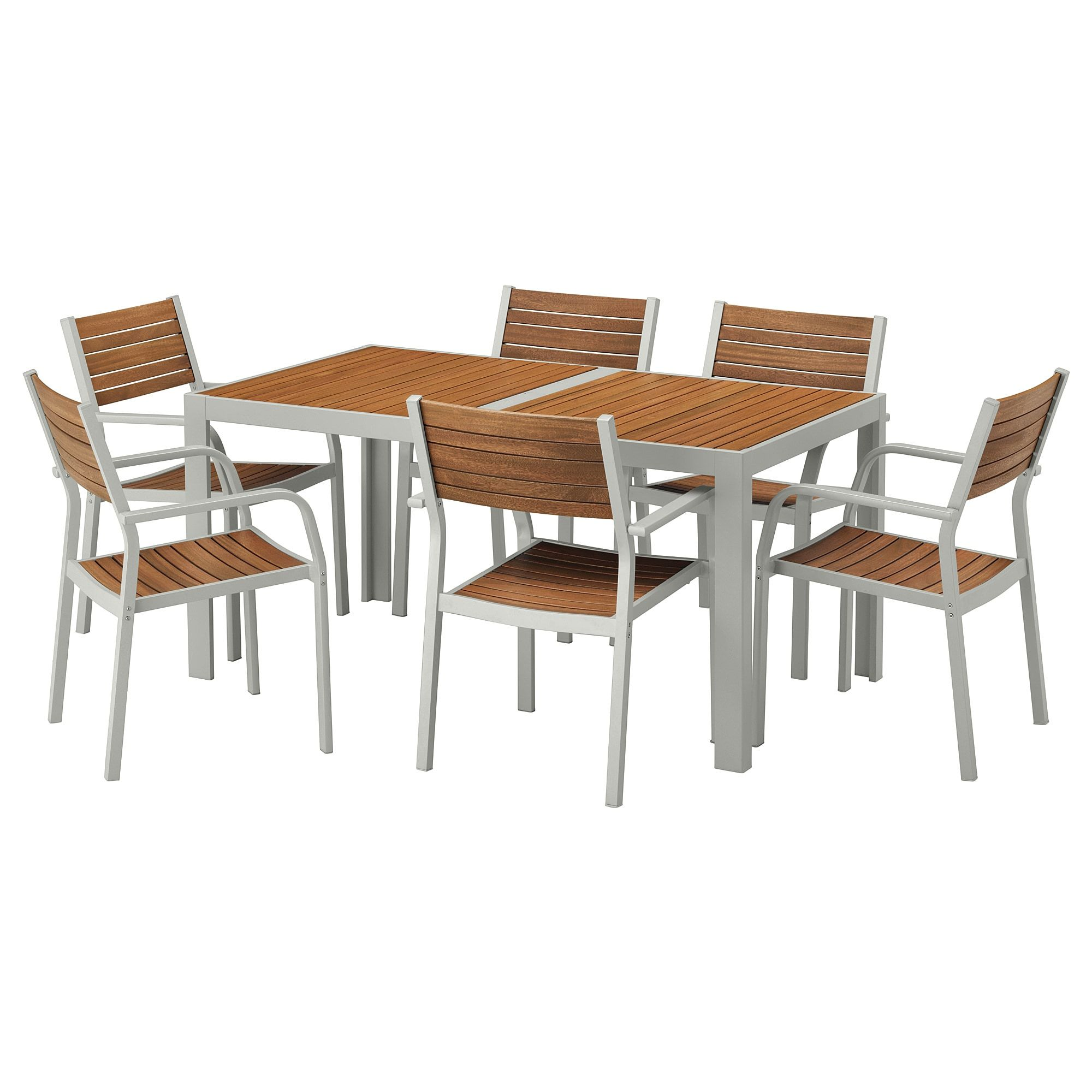 Sjalland Outdoor Dining Sets Ikea Outdoor Dining Furniture Wooden Outdoor Furniture Ikea Dining Table