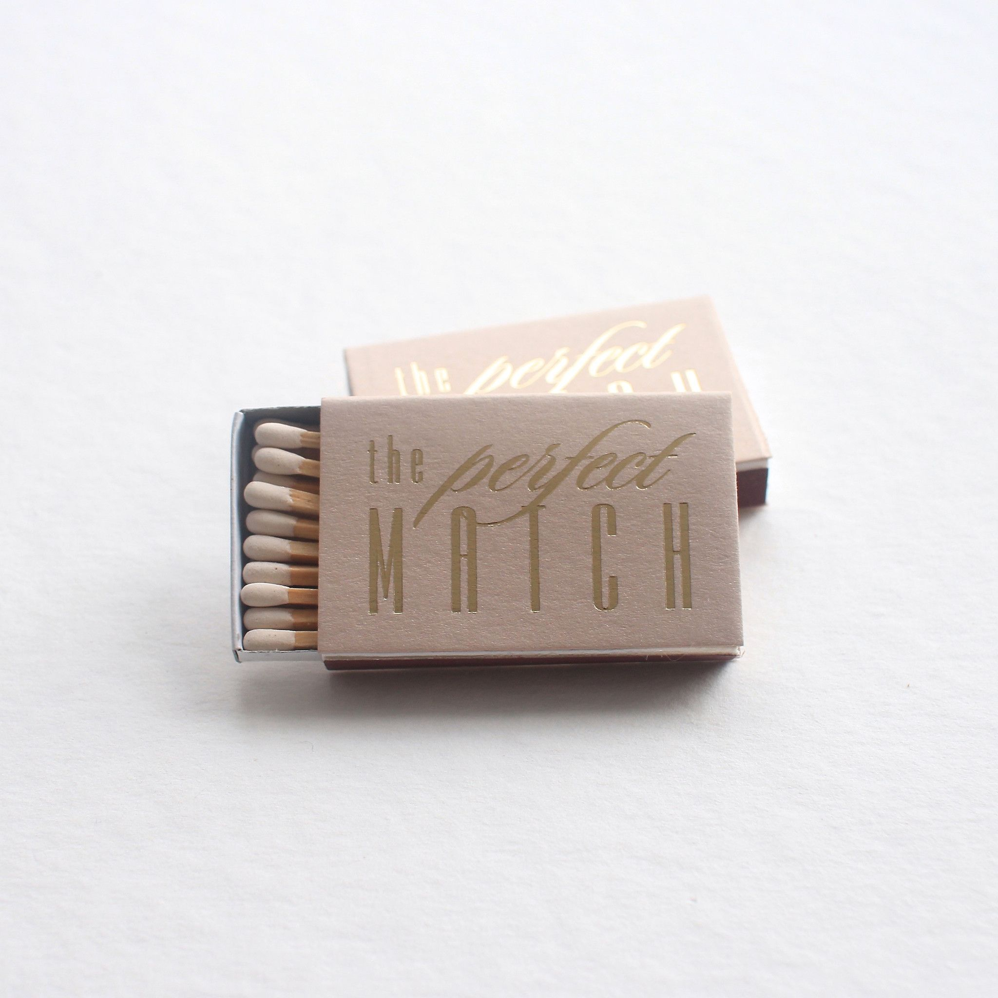 The Perfect Match Personalized Matchboxes for Weddings | invitations ...