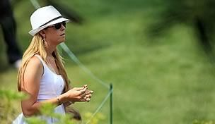 Images from 2010 U.S. Women's Open champion and LPGA star Paula Creamer.