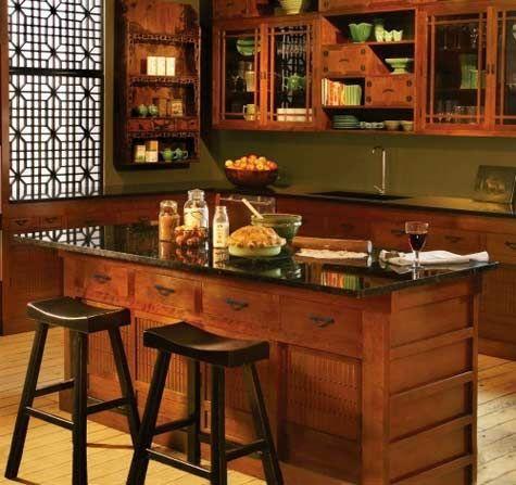 25 Best Asian Kitchen Design Ideas