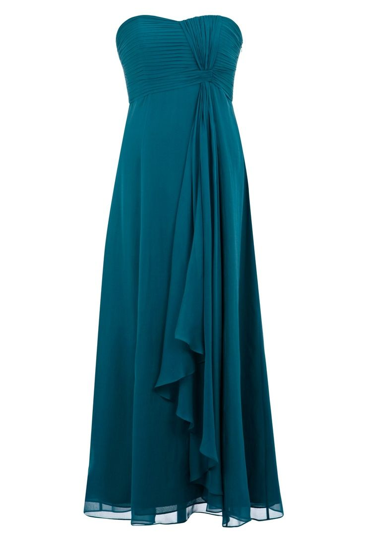 Teal Bridesmaids Dresses Bridesmaid Dress Tealweddingideas
