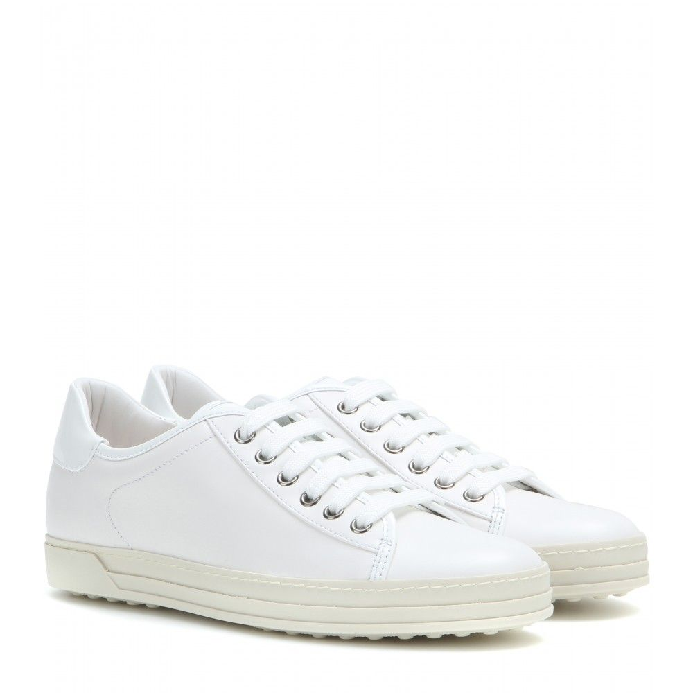 Gomma leather sneakers Tod's nC5Zia