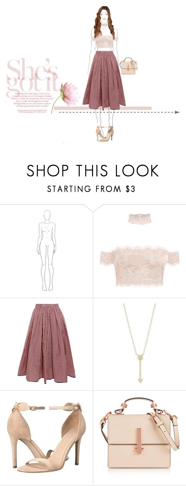 """""""Graduation day style"""" by scarsandstories ❤ liked on Polyvore featuring Tome, EF Collection, GUESS and Kendall + Kylie"""