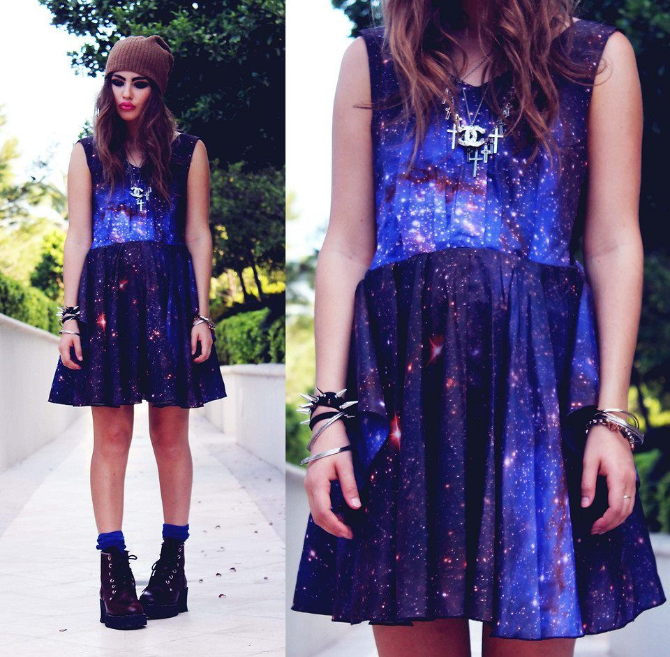 This dress...