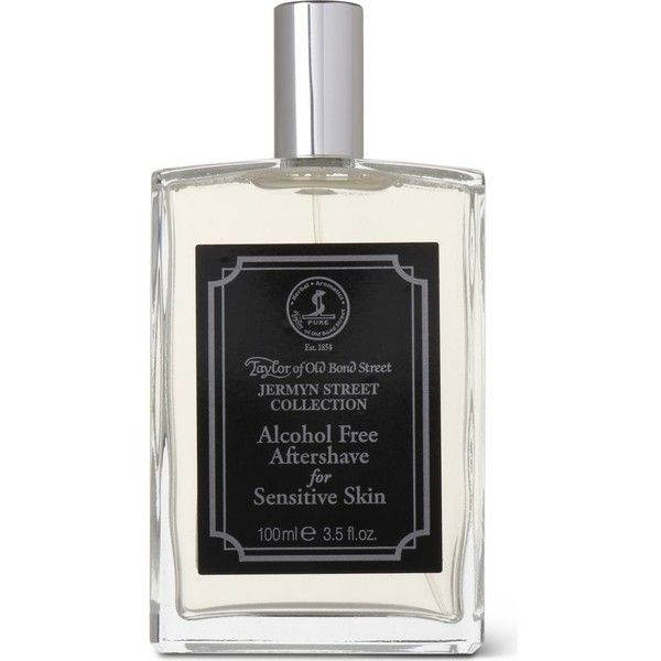 TAYLOR OF OLD BOND STREET Jermyn Street alcohol free aftershave 100ml (850.255 VND) ❤ liked on Polyvore featuring beauty products