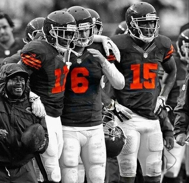 Key 3 to the Bears offense!