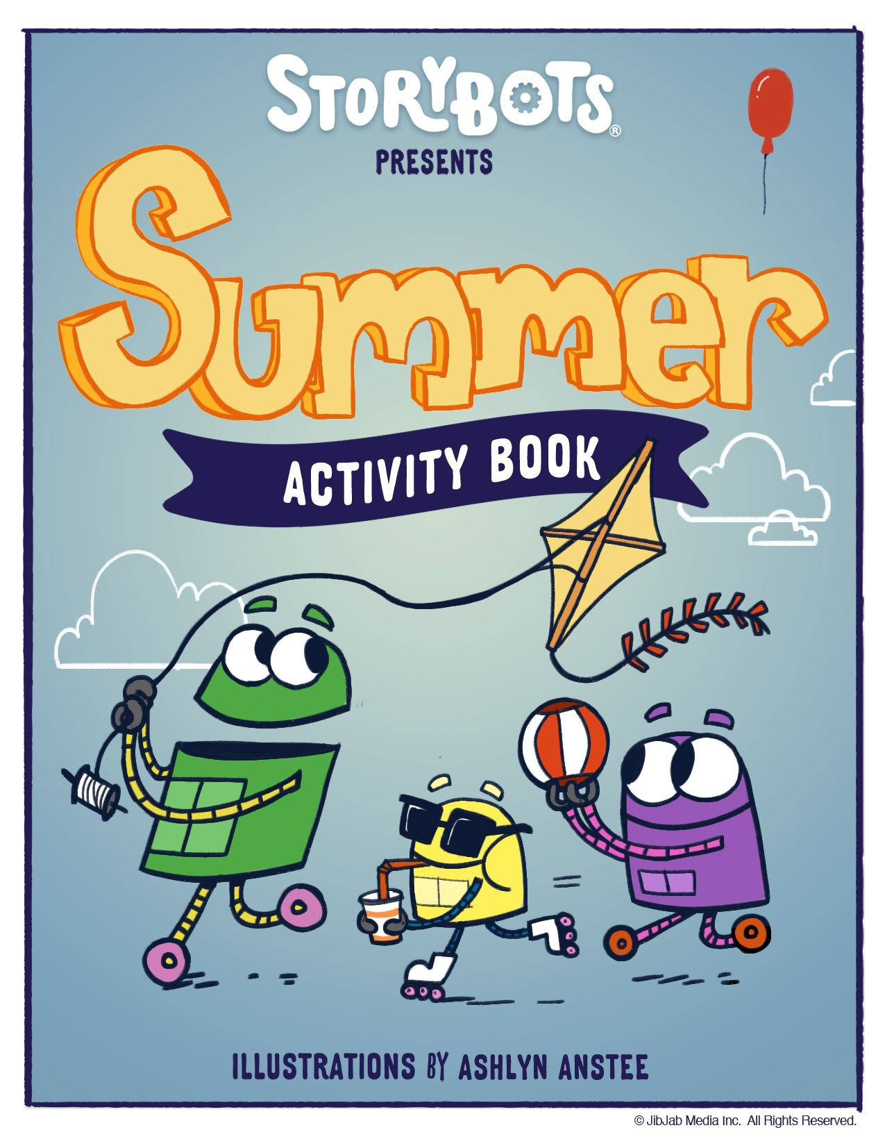 Summer Activity Cover Page | Summer Activity Sheets | Pinterest