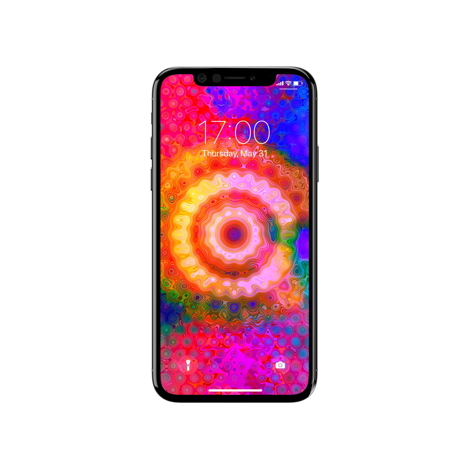 Carnival. Abstract Wallpaper For IPhone X Www