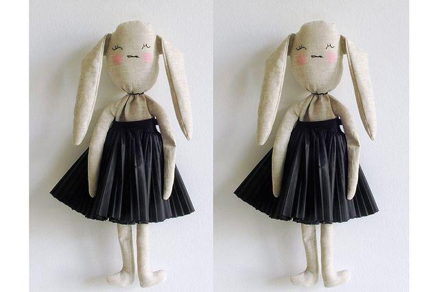 Bunny by lieschenmueller, via Flickr