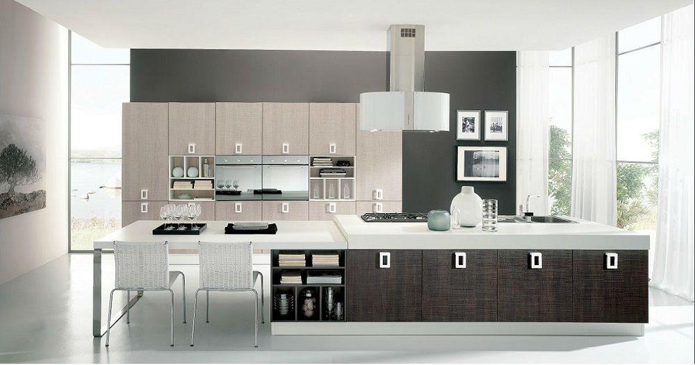 La cucina in soggiorno soprattutto quando la casa piccola ma non si tratta pi di una - Cucina piu soggiorno ...