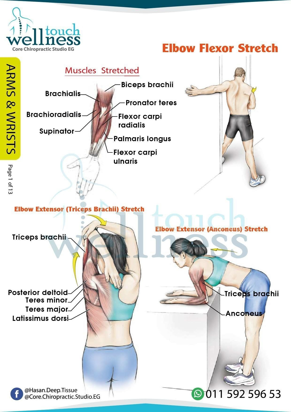 41+ Ways to stretch your triceps trends