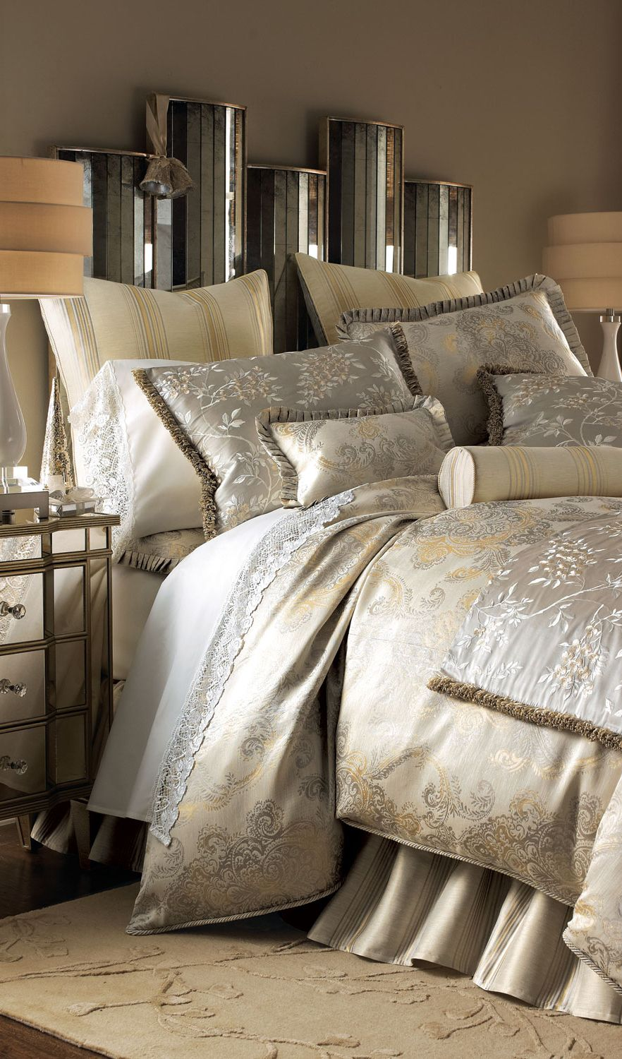 Bed And Bath Home Bedding Comforters Duvet Covers Bedding Sets Luxury Bedding Sets Bed Design Luxury Bedding
