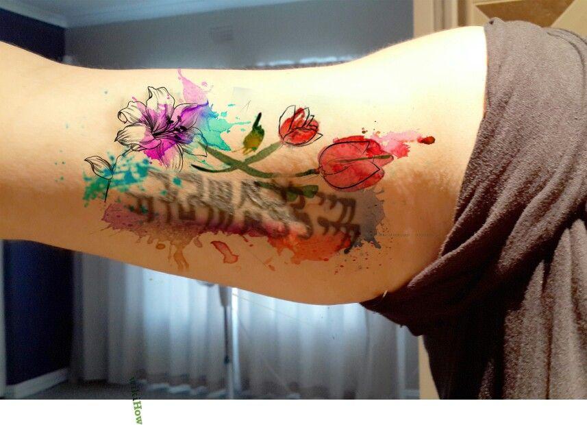 My new tattoo..