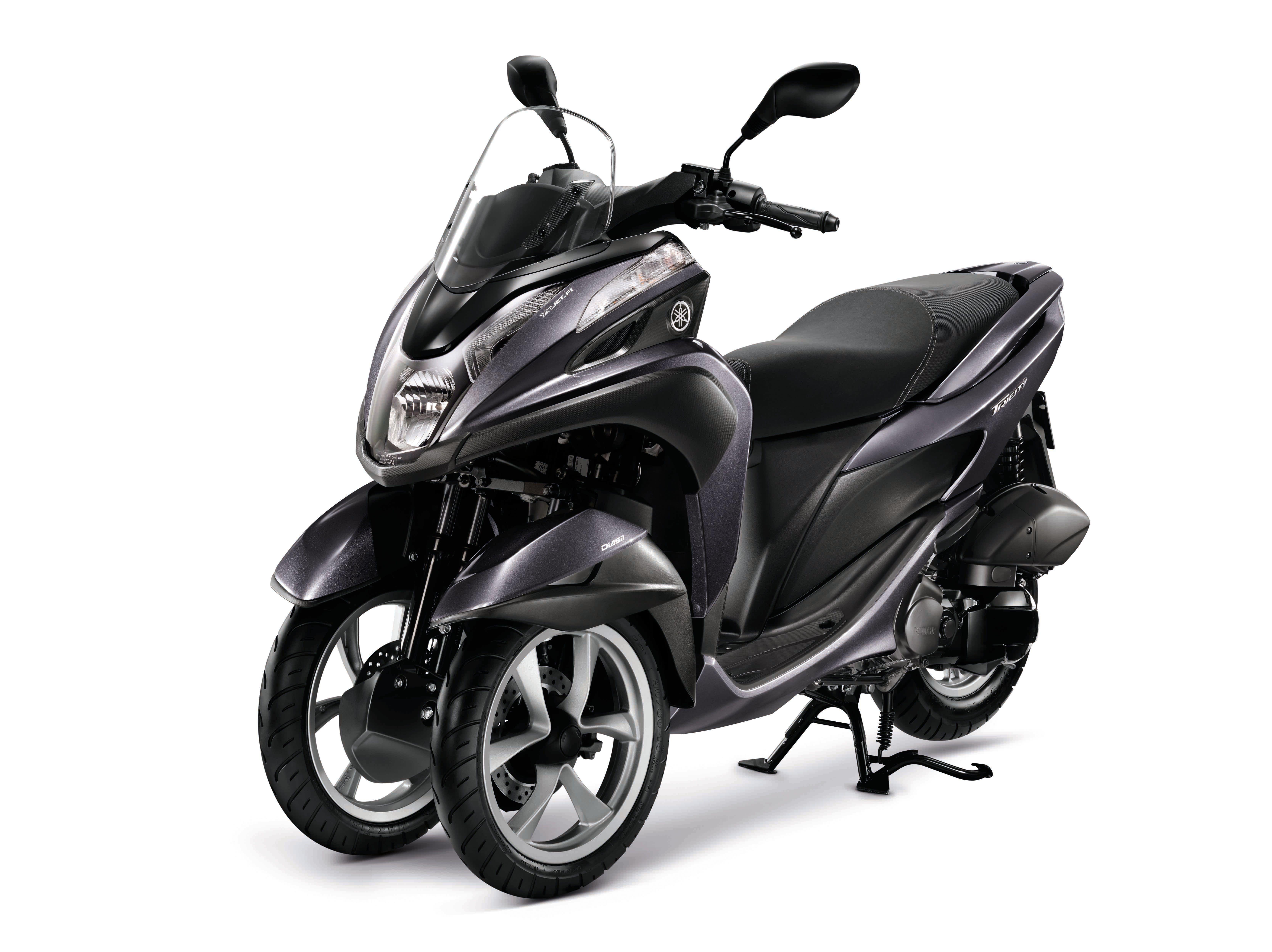 Yamaha Tricity : Grey (2014)