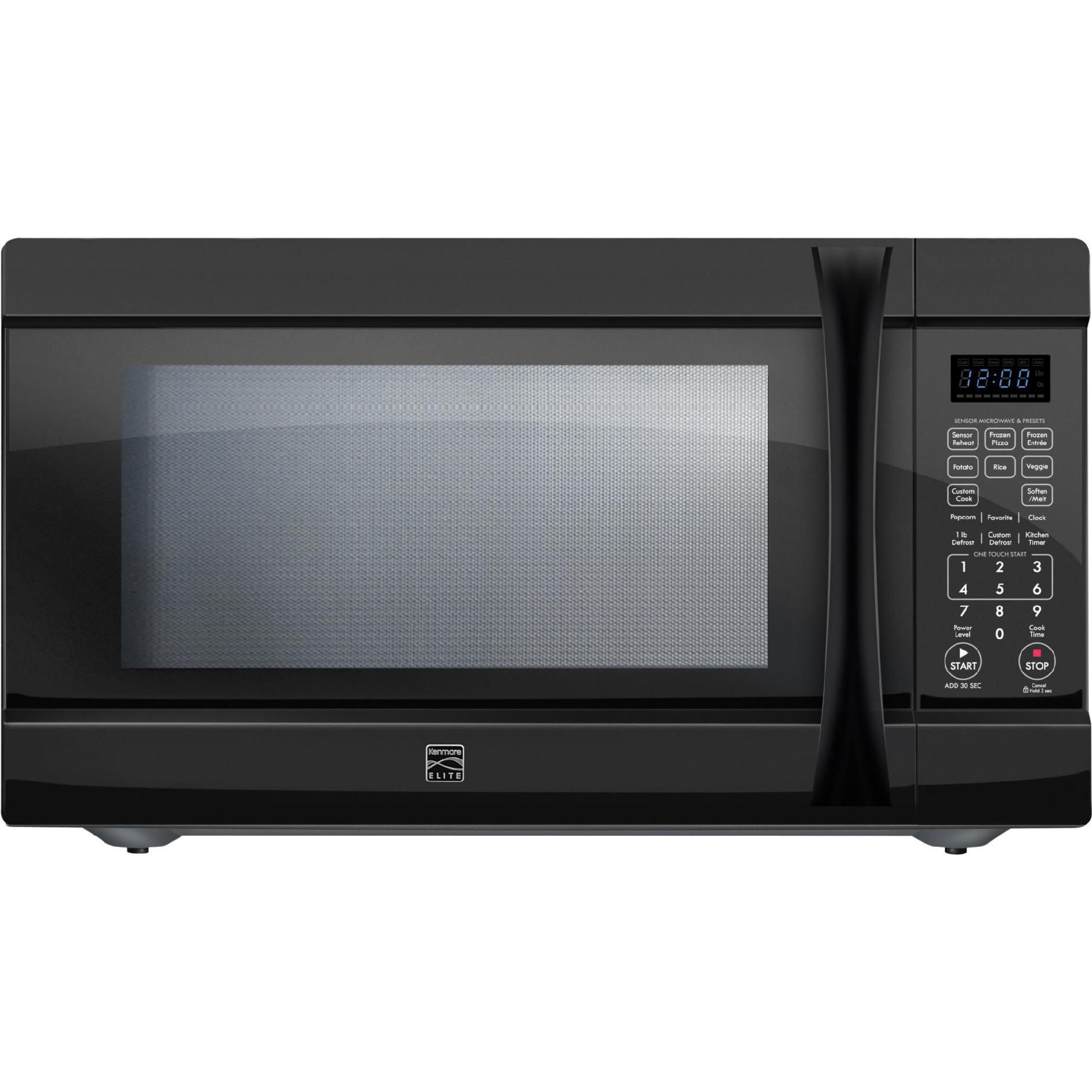 Kenmore Elite Countertop Microwave 2 2 Cu Ft 74229 Sears