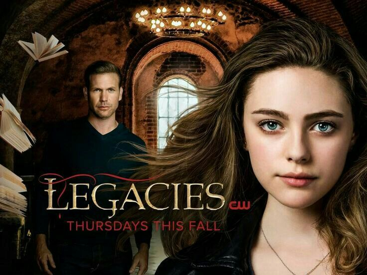 Vampire diaries spin off image by Anshi Singh on Legacies