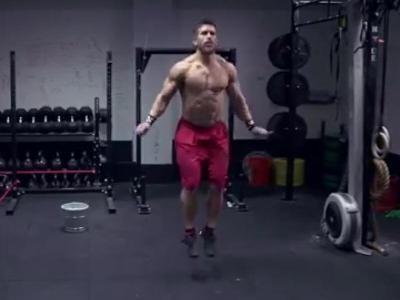 10 minutes intensives de CrossFit avec Dan Bailey