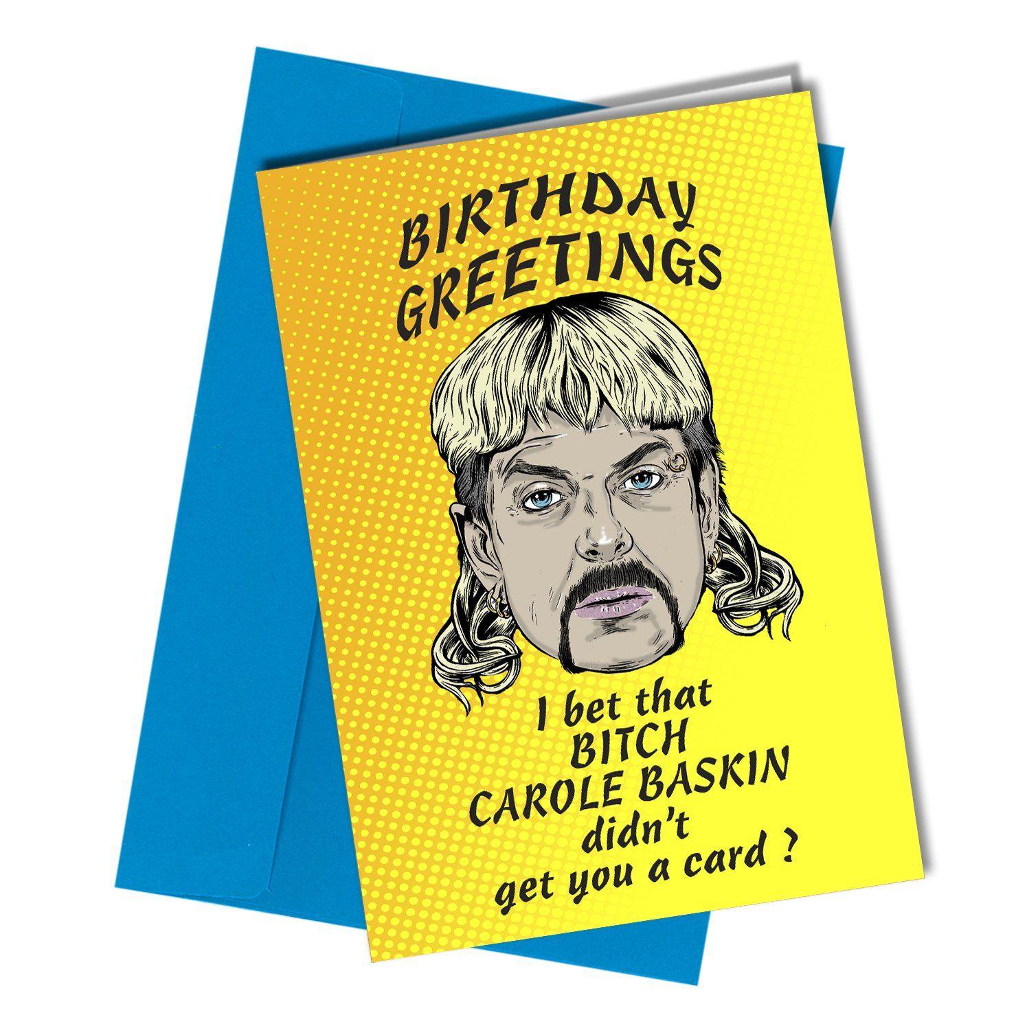 #1427 Birthday Greetings