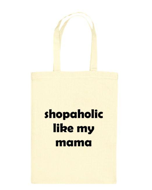 6fac862ae74 Totenmet bag mini met tekst Kleine katoenen tas ook blanco verkrijgbaar,  leuk cadeautje