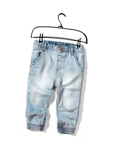 Jeans - Baby boy (3-36 months) - Kids - ZARA