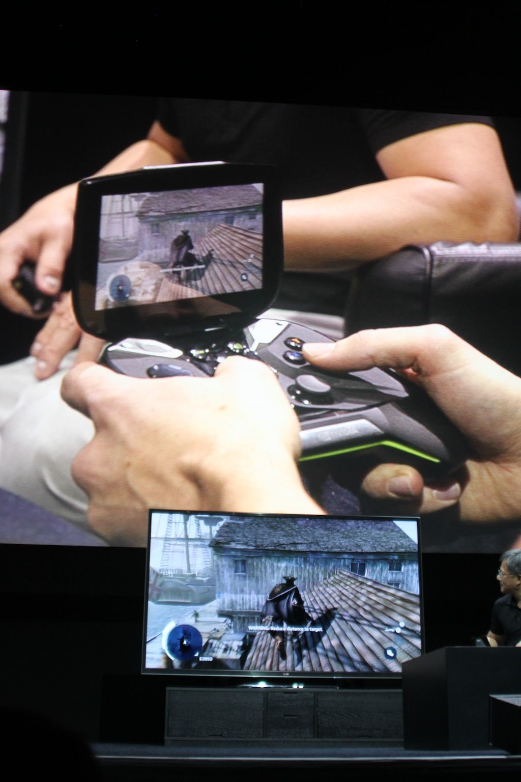 Nvidia dives into the portable console market with