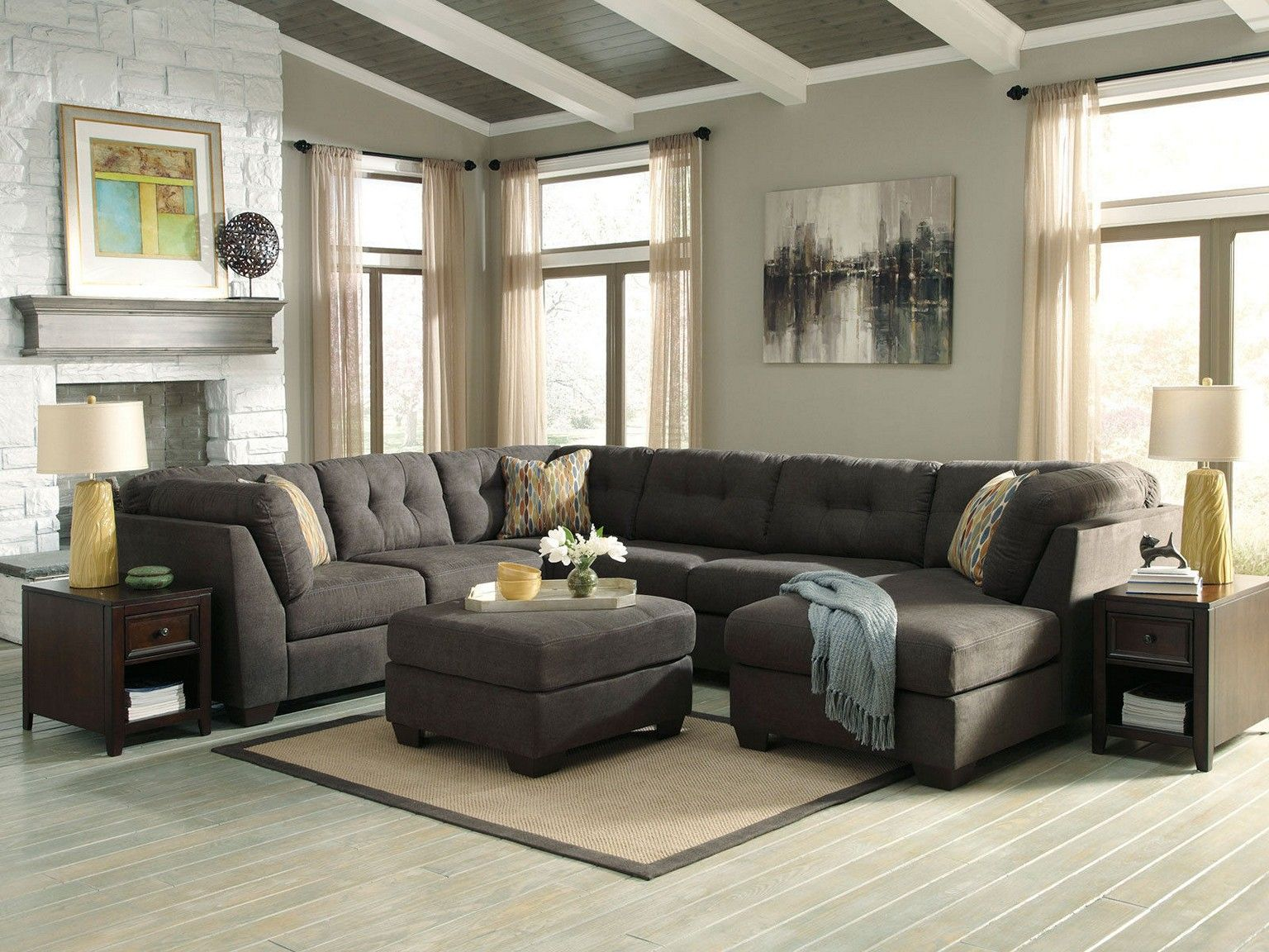 Cozy Cottage Living Room Ideas Pictures   Cosy lounge ...