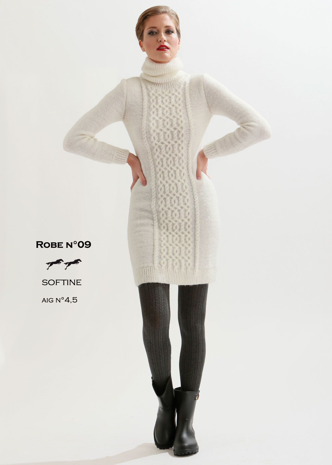 modele de tricot robe femme catalogue cheval blanc n With robe tricot femme