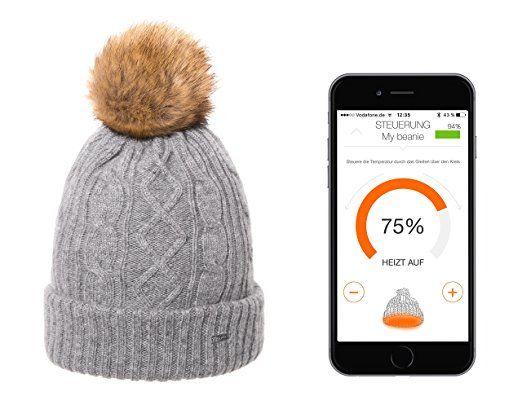 Luftentfeuchtungsgeräte schlafzimmer ~ Vulpés beanie mütze damen intelligente beheizbare mütze mit