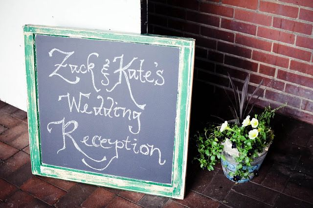 Chalkboard Signs | Style 'n Events