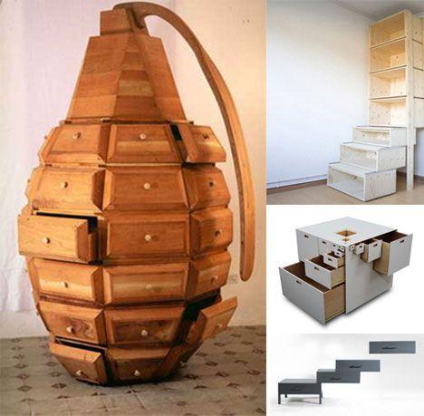 Funky furniture dresser 142 fantastically funky modern for Funky designer furniture