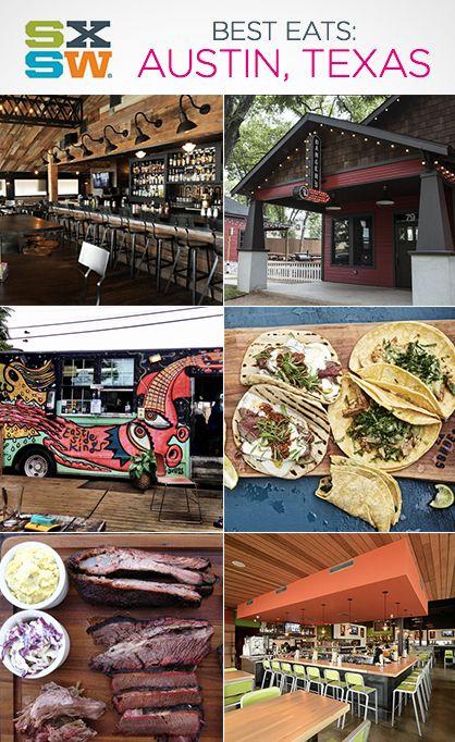 Best Eats Austin Texas