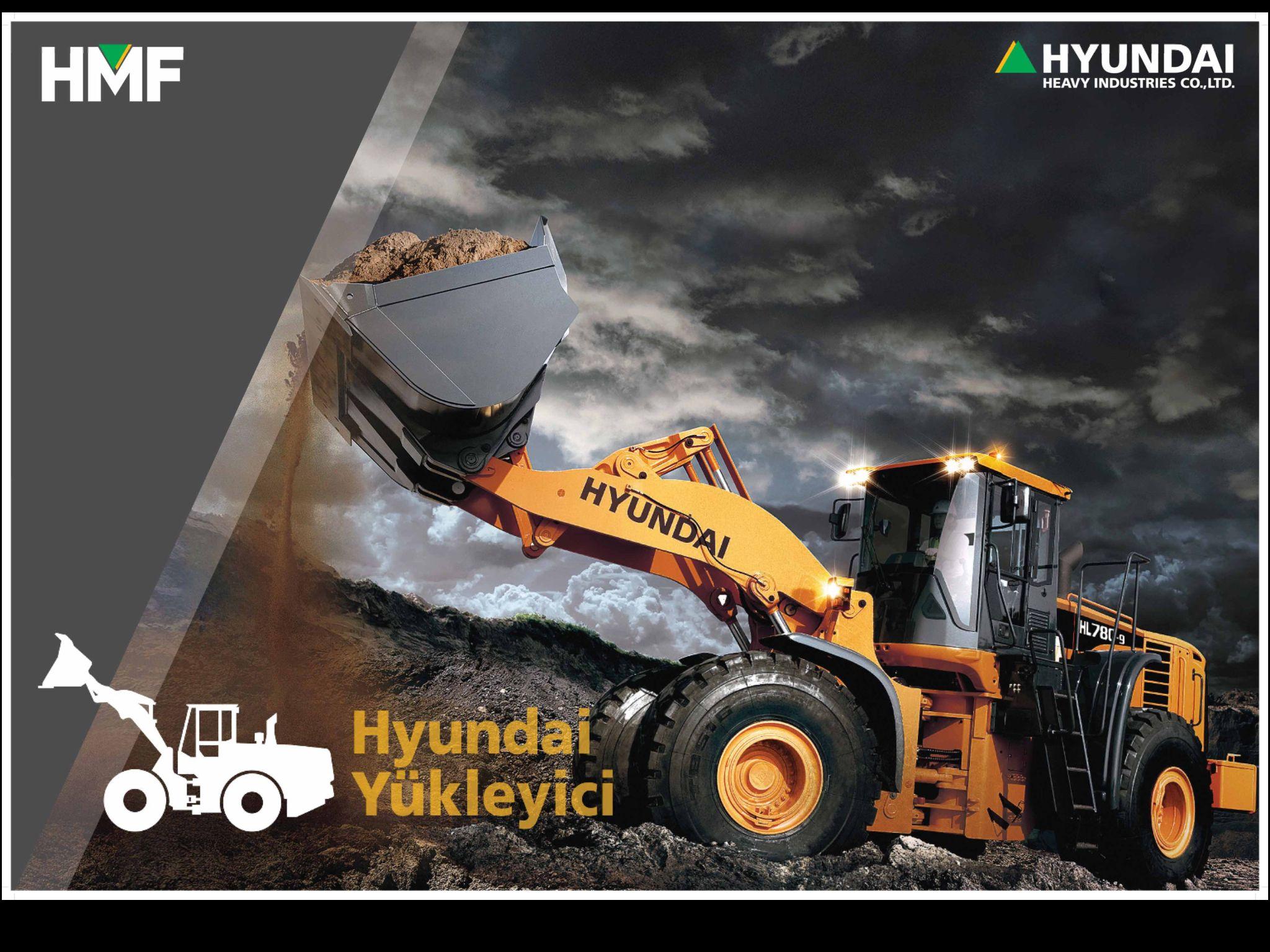 Hyundai hl7809