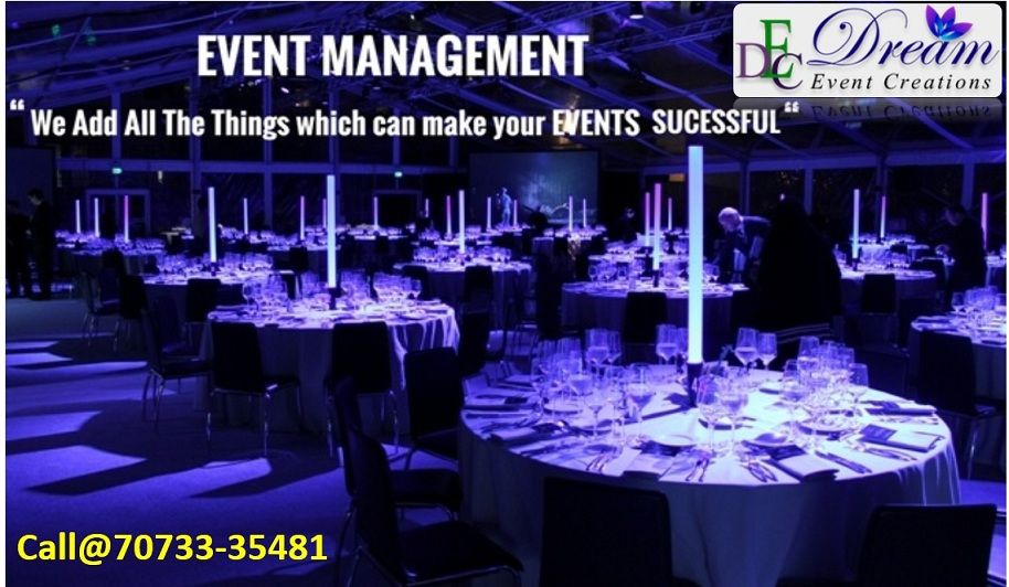 Dream Event Creations Is Best Wedding Planner And Management Company In Ajmer India If You
