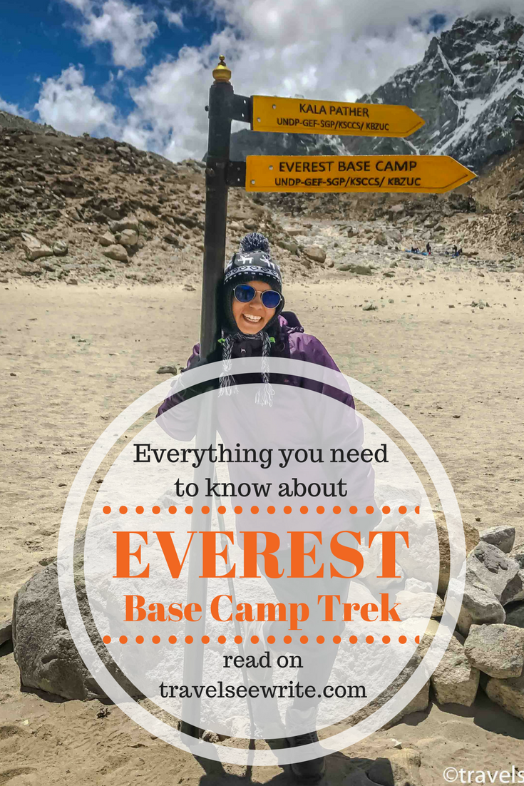 How to do the Everest Base Camp Trek in spite of AMS - travelseewrite