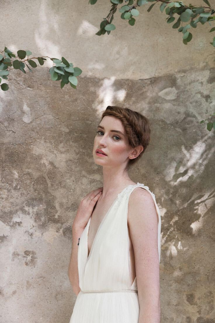 Ethereal wedding dress  The Most Ethereal Wedding Dresses from Alexandra Grecco Bridal