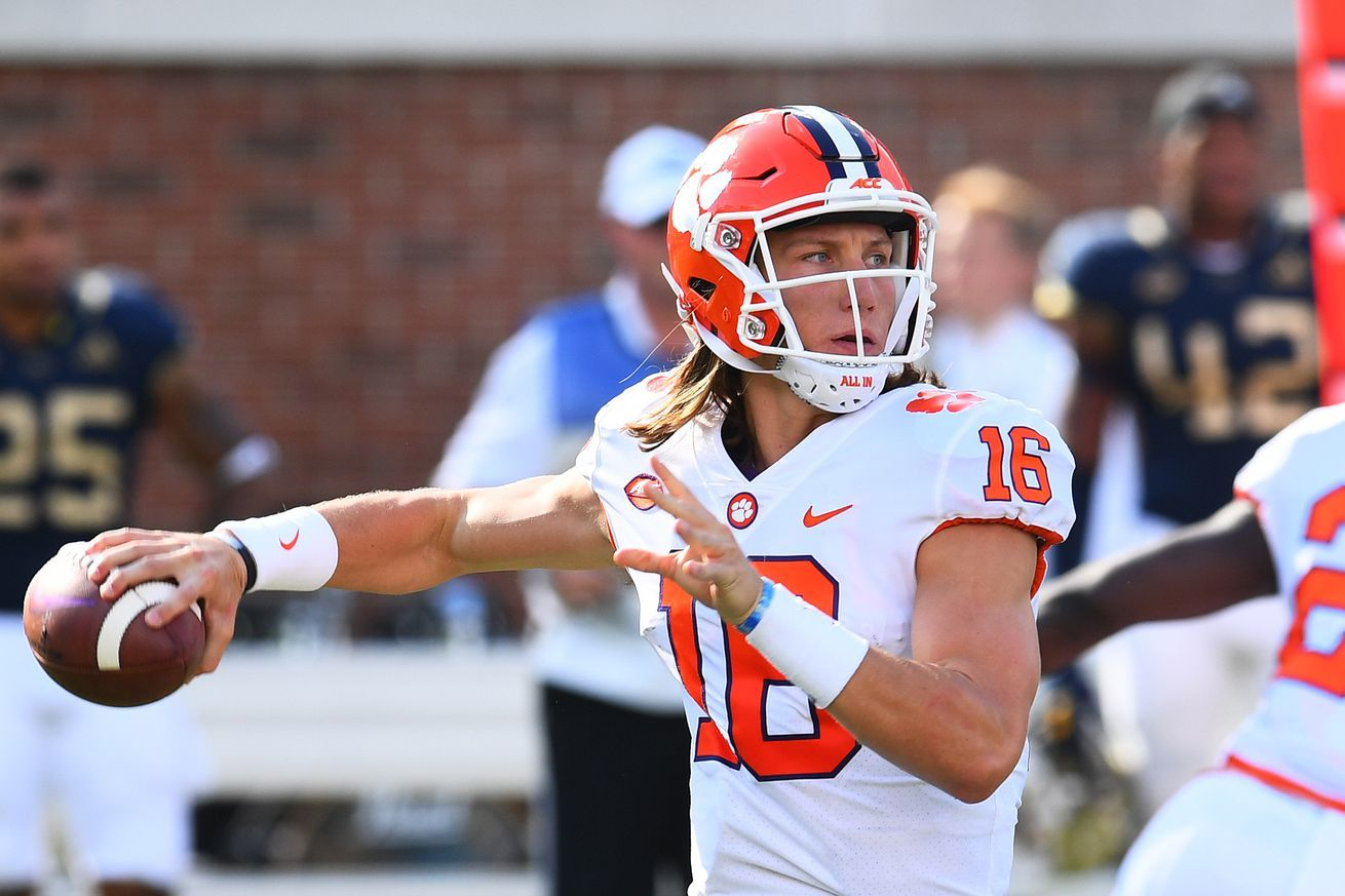 Why Trevor Lawrence is such a great fit for Clemsons