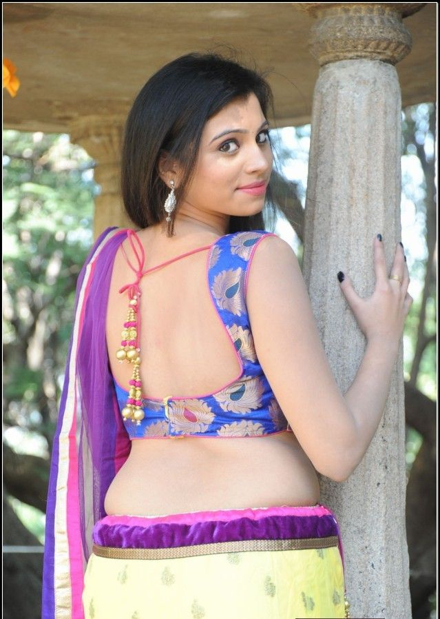 Cool vedhika kumar hot navel show photoshoot stills in blouse actress priyanka hot backless blouse navel show images altavistaventures Gallery