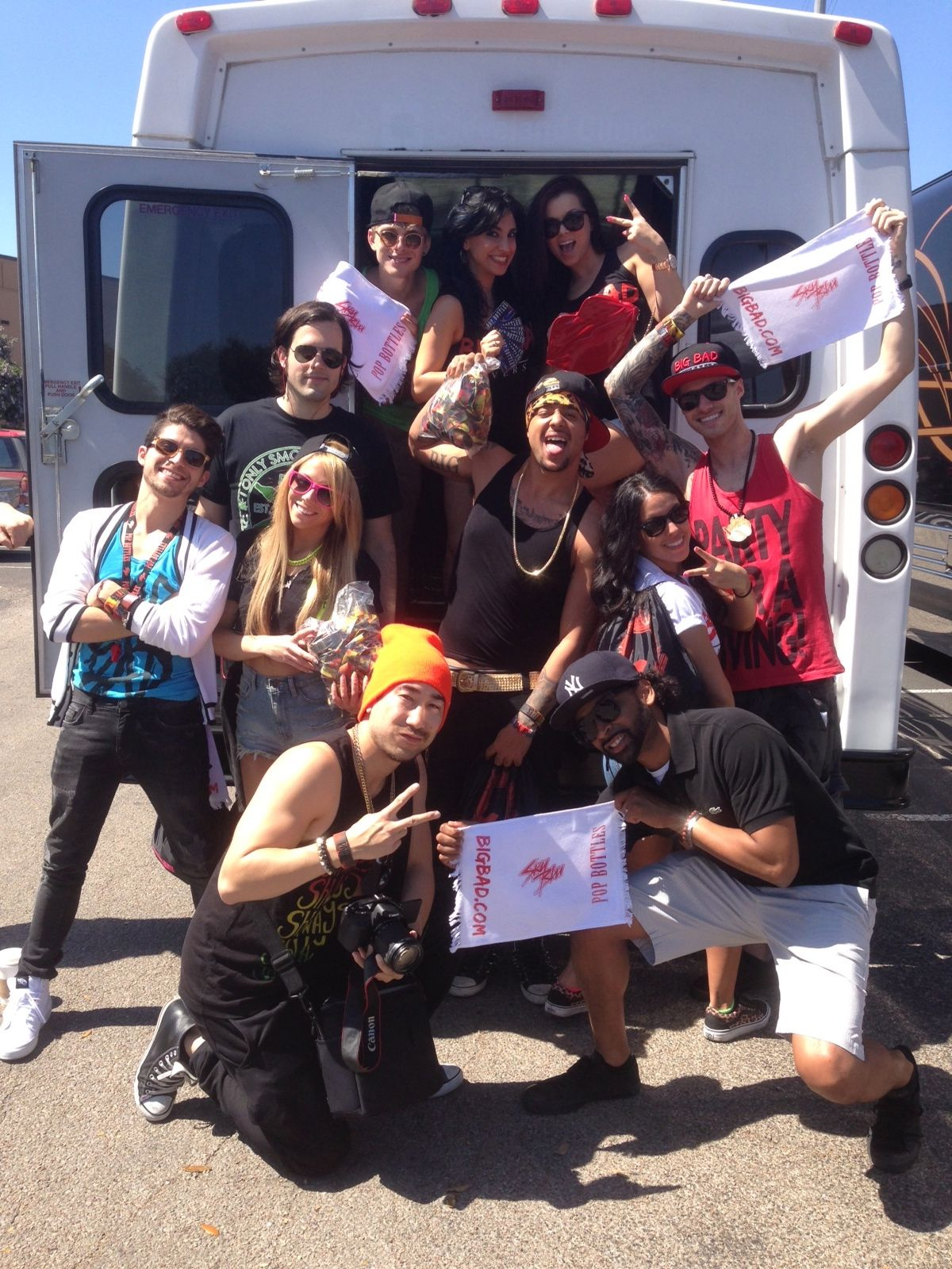 Big Bad Crew in Austin