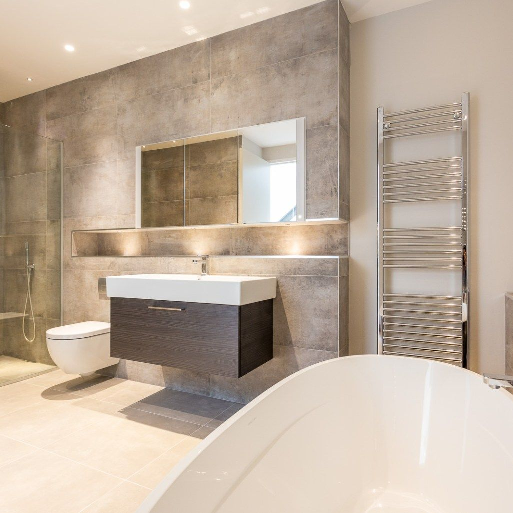 Bathroom design - Cheltenham by Sarah Ireland Designs. Featuring a ...